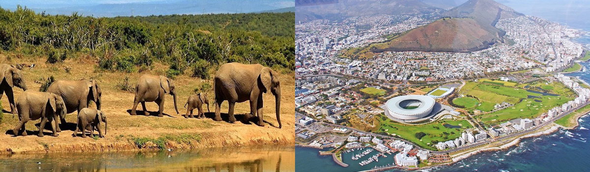 South Africa holiday tour packages from Singapore