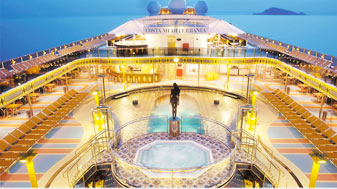 Costa Mediterranea Cruises Holiday Packages