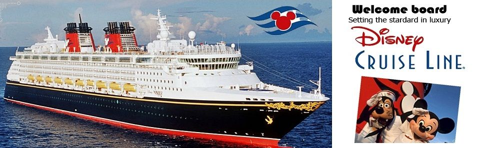 Disney Cruise Holiday Packages from Singapore