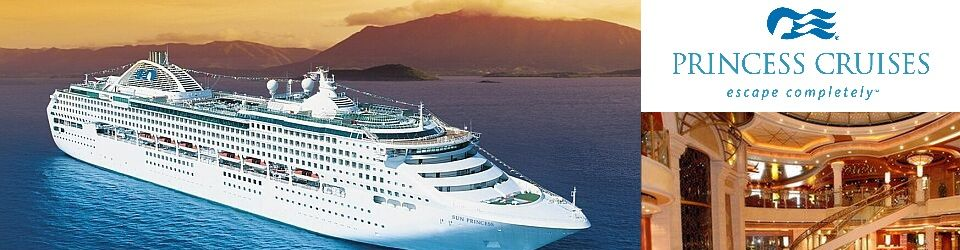 Princess Cruises Holiday Package Special from Singapore
