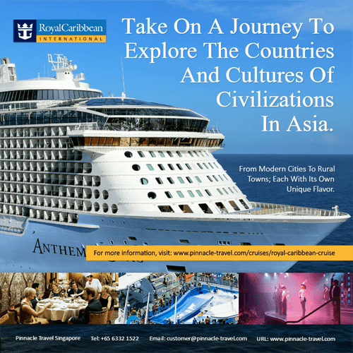 royal carribean cruise package from singapore