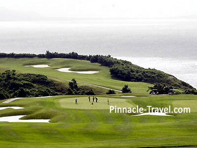 5 Days 4 Nights 3 rounds Dalian golf Package promotion from Singapore day 4