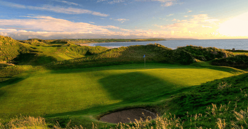 Ballybunion Golf Club  (Ireland)