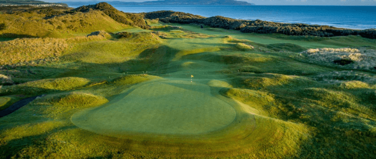 Portmanock Golf Club  (Ireland)