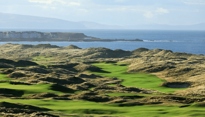 Royal Portrush Golf Club  (Ireland)