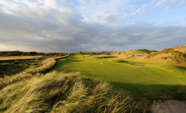 8 Days 7 Nights 6 Rounds Dublin, Newcastle + Portrush Golf  ( Whiskey Package)