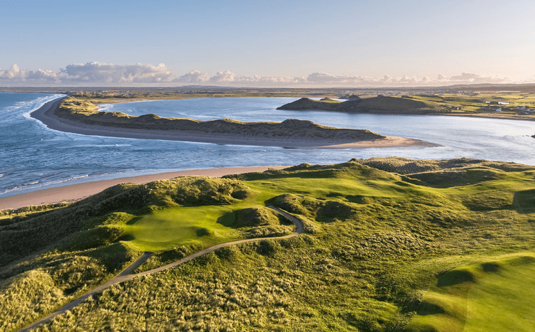 10 Days 9 Nights 7 Rounds Dublin + Killarney Golf  (Shamrock Package)