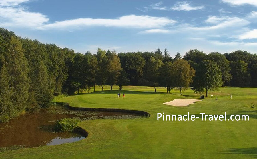 Rinkven Golf & Country Club - 6 Days 5 Nights 4 Rounds Antwerp Golf + Tour Package from Singapore