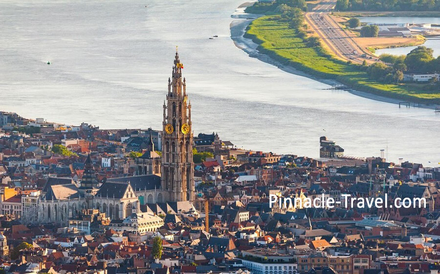 Antwerp - 6 Days 5 Nights 4 Rounds Antwerp Golf + Tour Package from Singapore