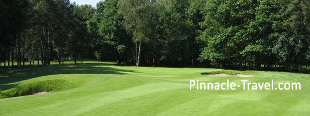 Royal Antwerp Golf Club - 6 Days 5 Nights 4 Rounds Antwerp Golf + Tour Package from Singapore