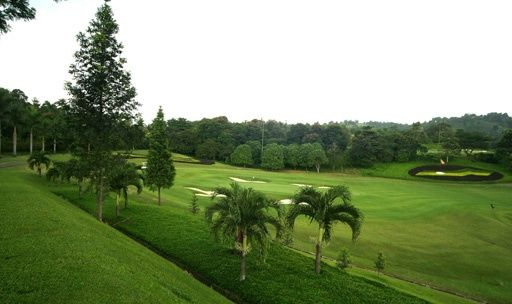 3 Days 2 Nights 3 Rounds Bogor Golf Package  (Maserati Package)