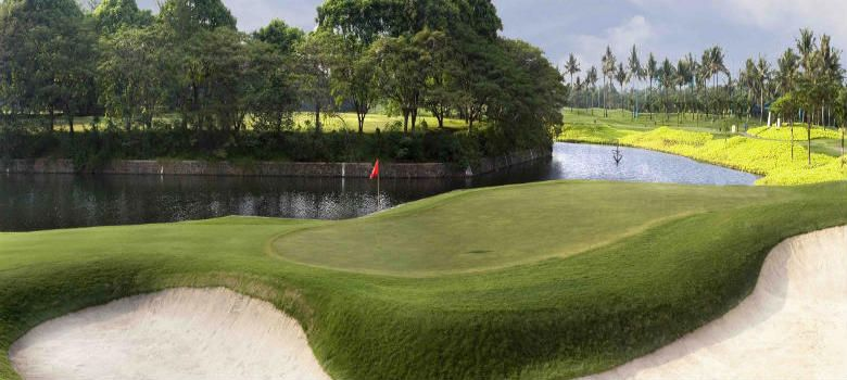 4 Days 3 Nights 3 Rounds Jakarta Golf Package  (Koenigsegg Package)
