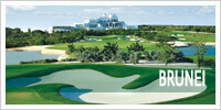 Brunei golf packages