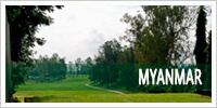 Myanmar golf packages