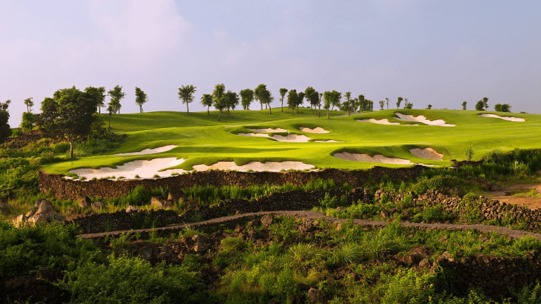 Blackstone Course, Mission Hills  (Haikou)
