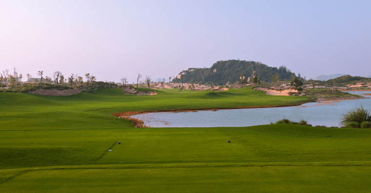 East Course, Dunes Golf Club  (Shenzhou)
