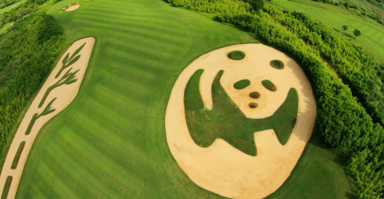 Meadow Links Course, Mission Hills  (Haikou)