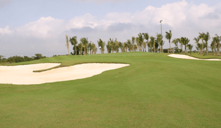 Sandbelt Trails Course, Mission Hills  (Haikou)