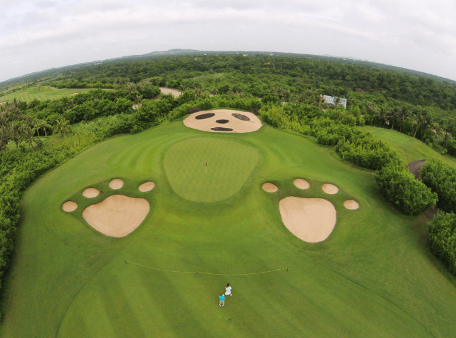 Stone Quarry Course, Mission Hills  (Haikou)