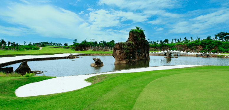 Three Miles Golf Course  (Haikou)