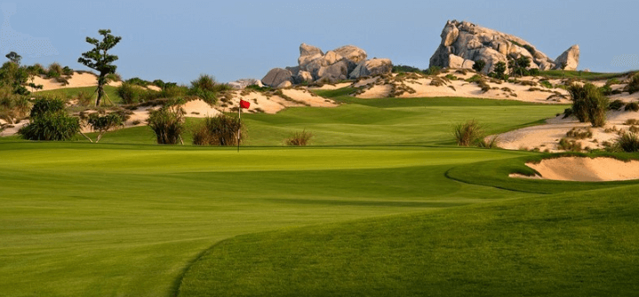 West Course, Dunes Golf Club  (Shenzhou)