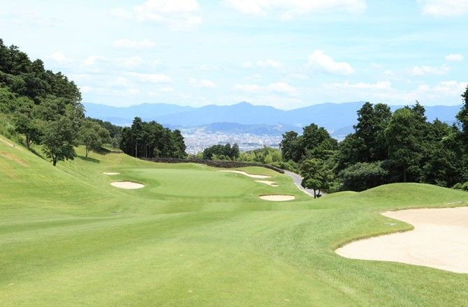 Chikushigaoka Golf Club  (Japan)