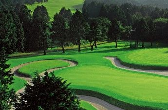 Daihakone Country Club  (Japan)