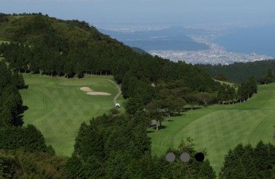Hakone Yunohana Golf Course  (Japan)