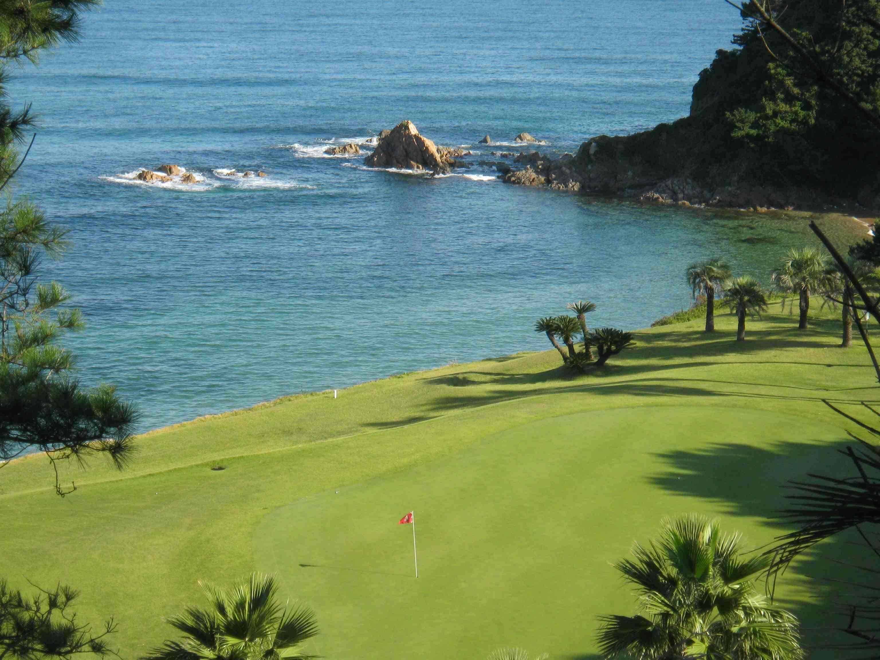 Shima Seaside Country Club  (Japan)