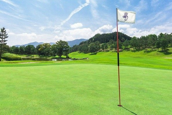 The Queen's Hill Golf Club  (Japan)