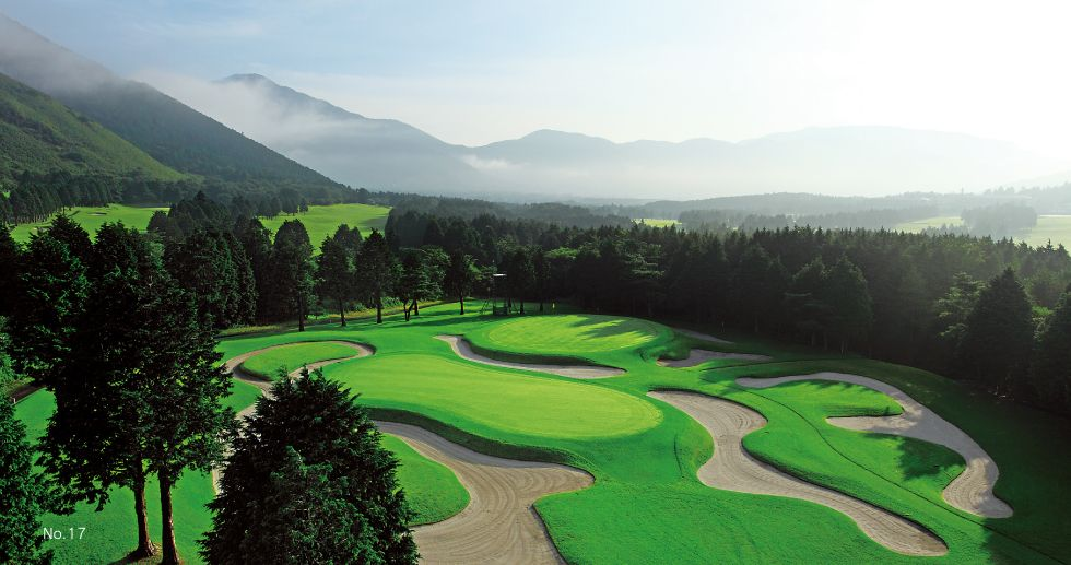 Japan Golf Packages Flyer