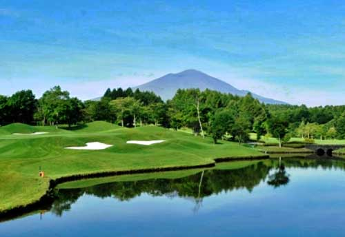 6 Days 5 Nights 4 Rounds Tokyo Golf  (Umeshu Package)