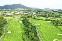 5 Days 4 Nights 3 Rounds Jeju Golf (Punch Shot Package)
