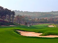 5 Days 4 Nights 3 Rounds Jeju Golf (Flop Shot Package)
