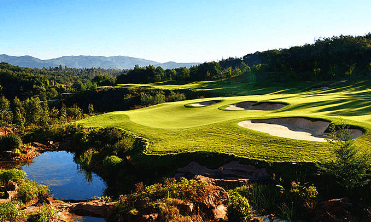Kunming Hot Spring Golf Club  (Kunming)