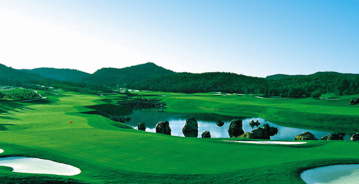 Sunshine Golf Club  (Kunming)