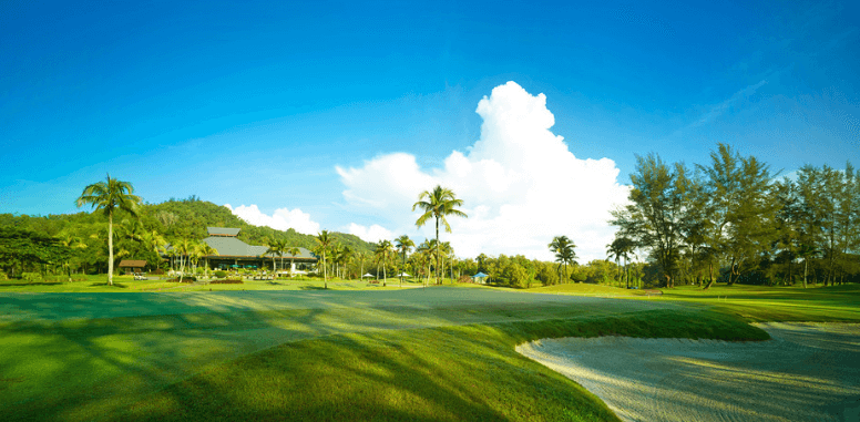 Dalit Bay Golf & Country Club  (Sabah)