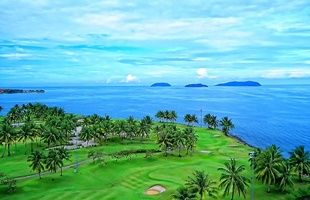 3 Days 2 Nights 2 Rounds Kota Kinabalu Golf Package  (Iron Package)