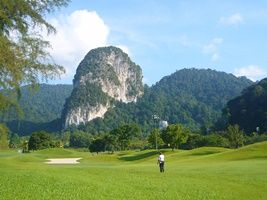 3 Days 2 Nights 2 Rounds Kota Kinabalu Golf Package  (Hybrid Package)