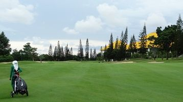 4 Days 3 Nights 3 Rounds Pattaya Golf Package  (Downswing Package)