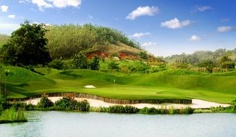 3 Days 2 Nights 3 Rounds Pattaya Golf Package  (Backspin Package)