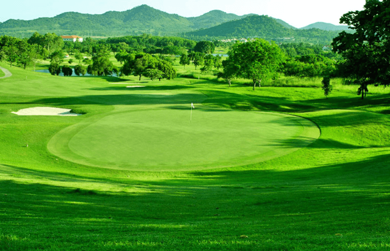 Burapha Golf Club  (Pattaya)