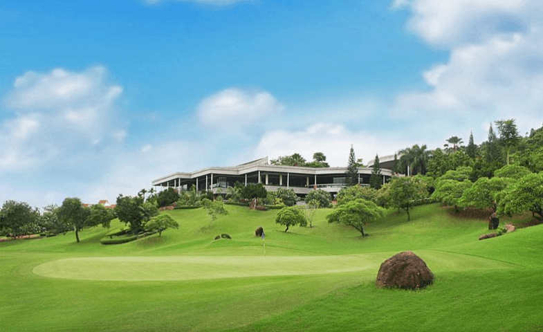 Laem Chabang International Country Club  (Pattaya)