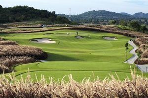 4 Days 3 Nights 3 Rounds Pattaya Golf Package  (Punch Shot Package)