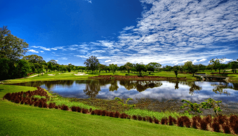 Siam Country Club – Old Course  (Pattaya)