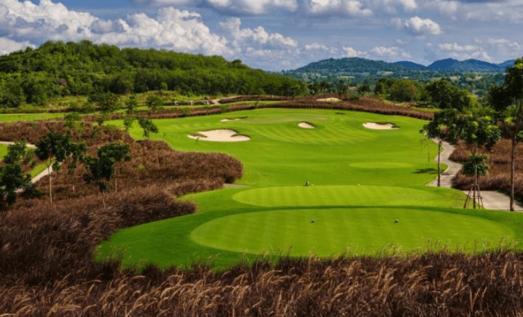 Siam Country Club – Plantation  (Pattaya)