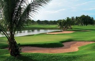 Pattaya Golf Packages Flyer