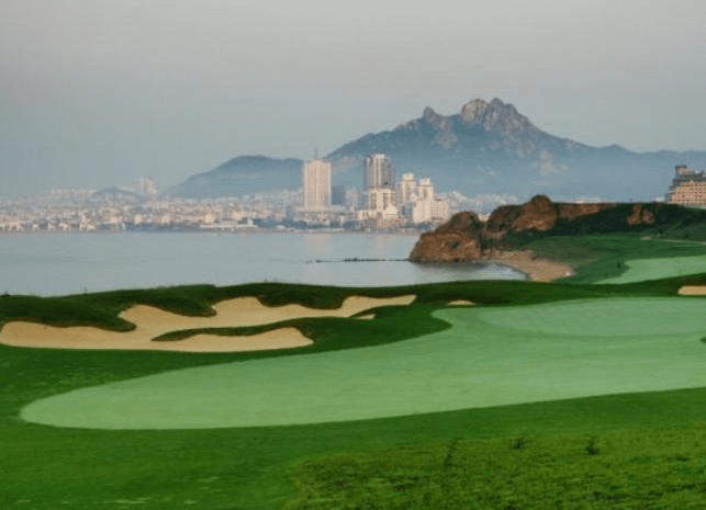 Qingdao Shilaoren International Golf Club  (青岛石老人高尔夫俱乐部)  (Qingdao)