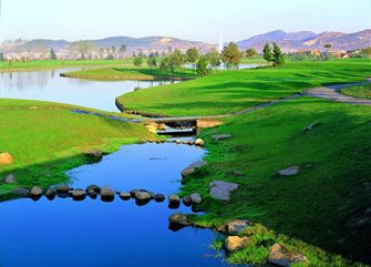 5 Days 4 Nights 3 Rounds Qingdao Golf