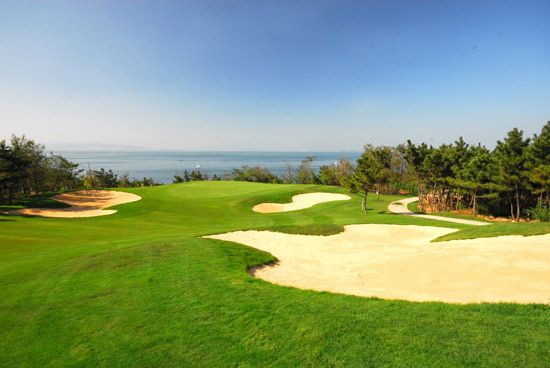 Qingdao Golf Courses Information